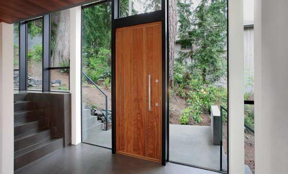 Estetické vchodové dvere